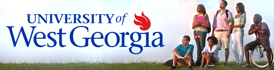 University of West Georgia banner